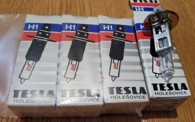 Лампочки Tesla H1 12 V 55W (сделаны в Чехии)