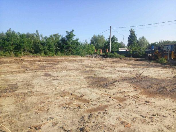 Осокорки продам участок 4 км от м.Славутич возле озера