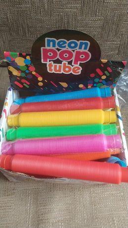 Іграшка антистрес Pop tube