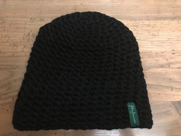 Komplet czapka + szalik John Jameson