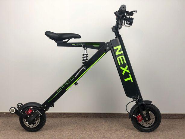 Hulajnoga elektryczna Bili Bike NEXT z siodełkiem