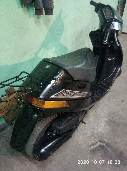 Скутер в хорошем состоянии Харьков - изображение 1