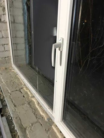 Металопластиковое окно бу 2050*1790