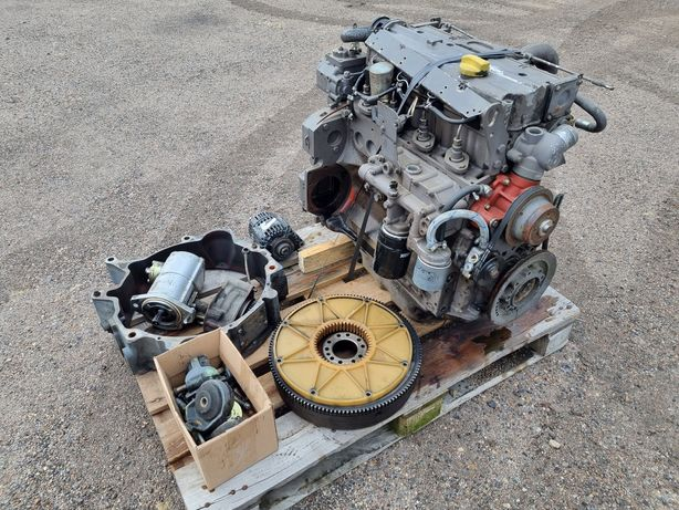 liebherr 316 silnik deutz do remontu