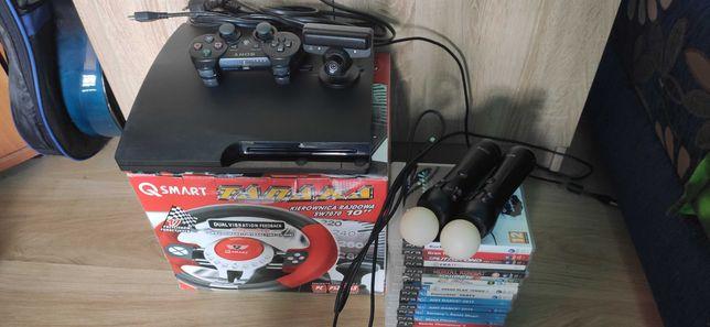 Sprzedam zestaw PS3