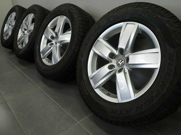 Jantes VW Amarok 18 furação 5x120 com pneus 50% de oferta