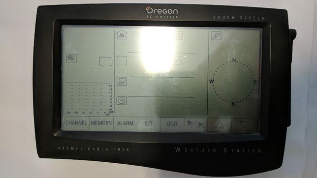 Consola Estação Meteorológica Oregon WMR968
