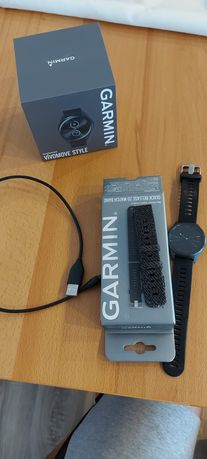 Garmin vivomove style zegarek hybrydowy