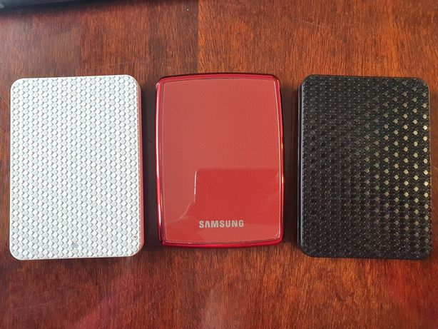 Внешний HDD Samsung Portable S2 500GB