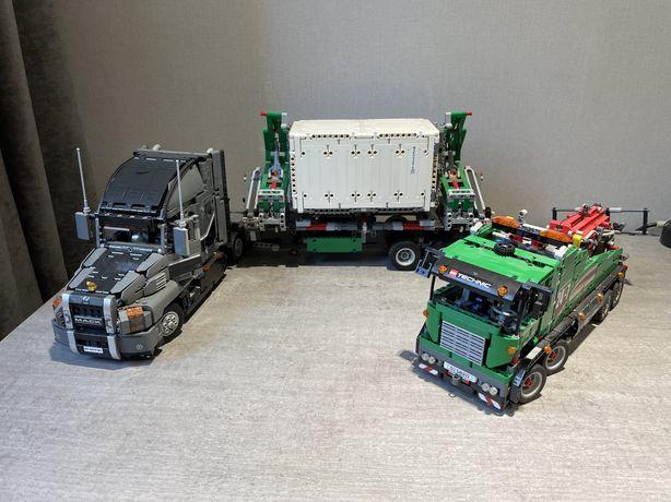 Продам LEGO Technic 42078 и 42008