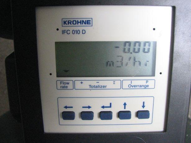 Medidor de caudal liquido IFC010C