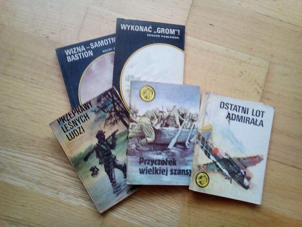 Tygrysy książki II wojna światowa