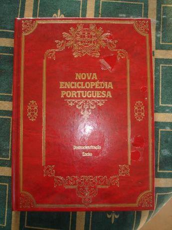 Vendo nova enciclopedia portuguesa