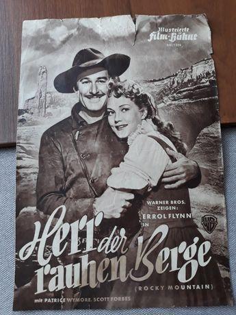 Ulotka filmu plakat USA 1950r.