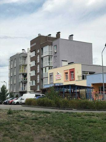 Однокомнатная квартира в Новом районе Бучи