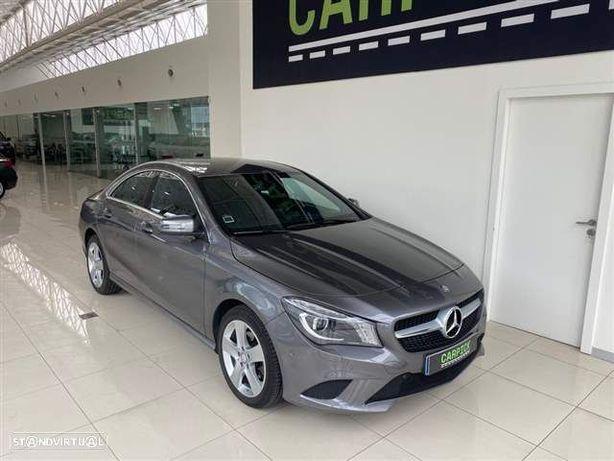 Mercedes-Benz CLA 200 CDi Aut.
