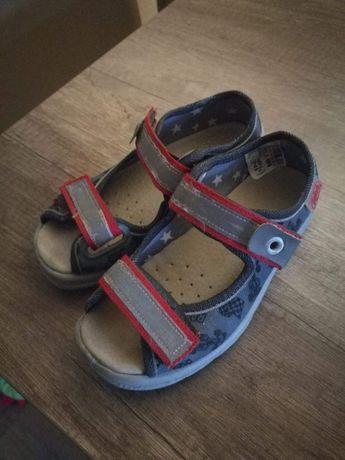 Sandałki befado 26 skórzana wkładka
