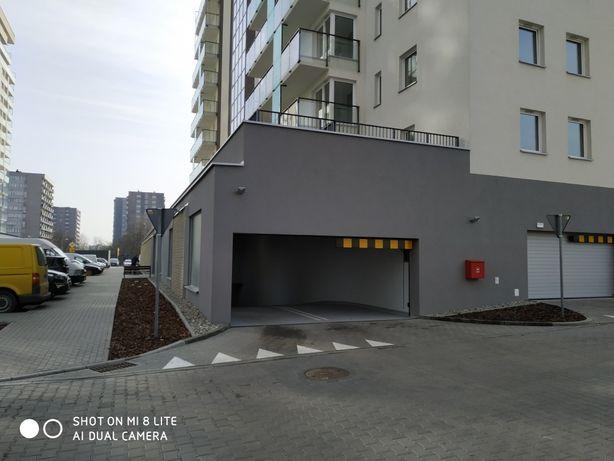 MIEJSCE PARKINGOWE Ul.Tysiąclecia 18 Katowice
