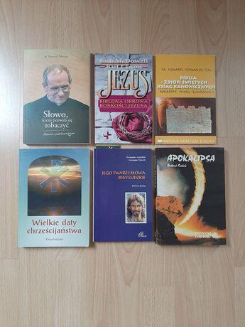 Książki religijne 4-13 zł