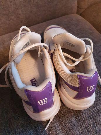 Buty tenisowe Wilson 38 - 39 jak nowe okazja!