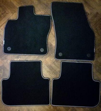 NOWE Oryginalne fabryczne dywaniki Volkswagen TIGUAN II oraz PASSAT B8