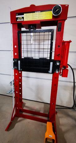 Prasa hydrauliczno-pneumatyczna 30 TON 0XPTHA0007