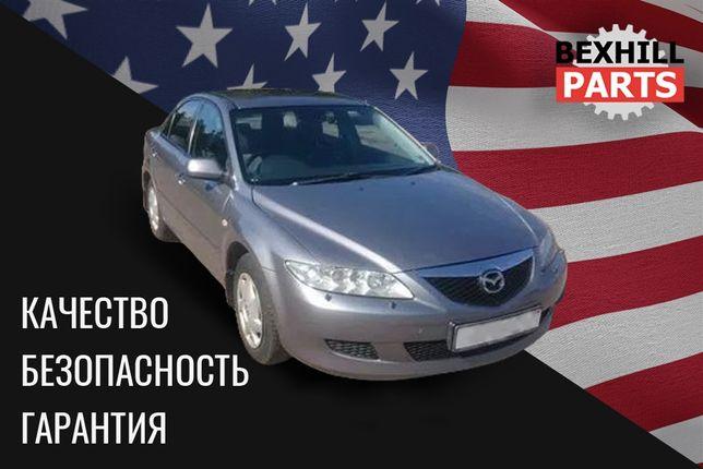 Разборка автомобиля Mazda 6 2012-2015 запчасти ШРОТ