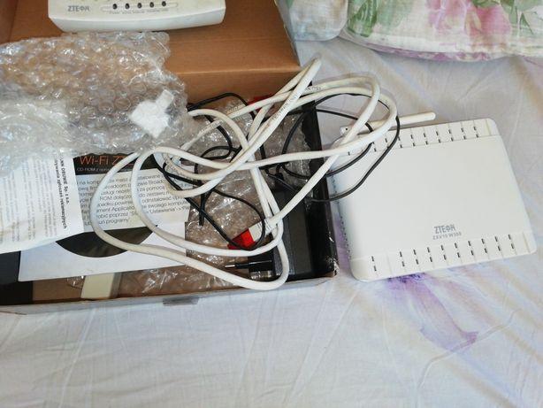ZTE ZXV10 W300 Neostrada WiFi Livebox Funbox ADSL