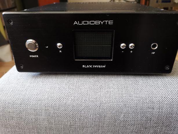 DAC przetwornik Audiobyte Black Dragon