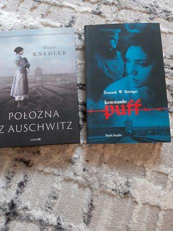 Książki o Auschwitz