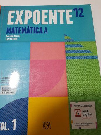 Livros de Matemática 12o Ano