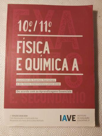 IAVE Fisica e Quimica A 2019/2020