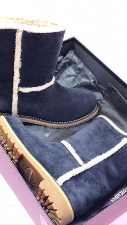 Жіночі черевики , женские ботинки Armani 39 розмер, женские сапоги