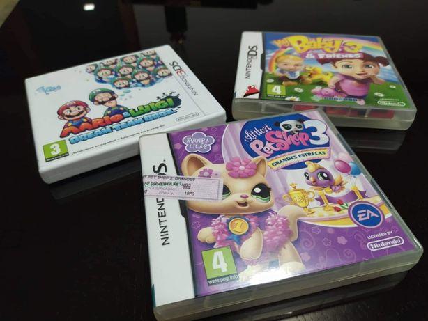 Jogos Consola Nintendo ds/ 3ds
