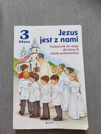 Książka do Religi klasa 3 podstawowa