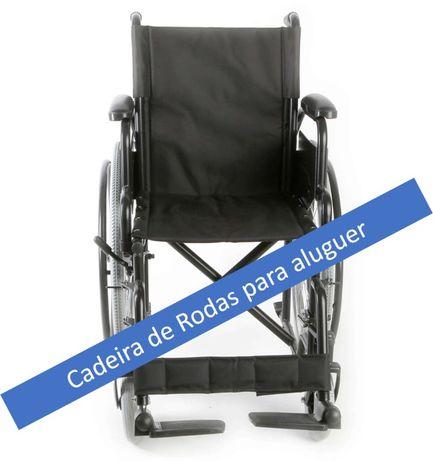 Aluguer de cadeira de rodas