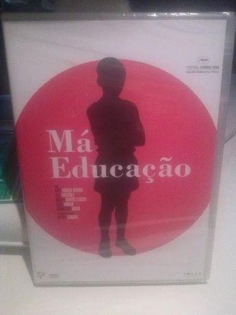Dvd ¨Mà Educaçao ¨- Pedro Almodovar (Embalado)