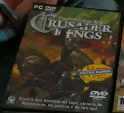 Jogo PC Crusader Kings