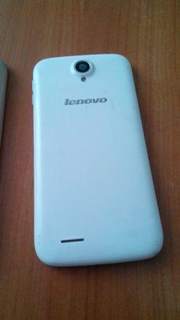 телефон Lenovo a830 + силиконовый чехол, белый