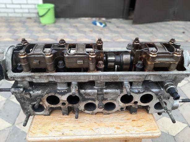 Блок ГБЦ двигатель Lada ВАЗ 1117 1118 1119 Калина