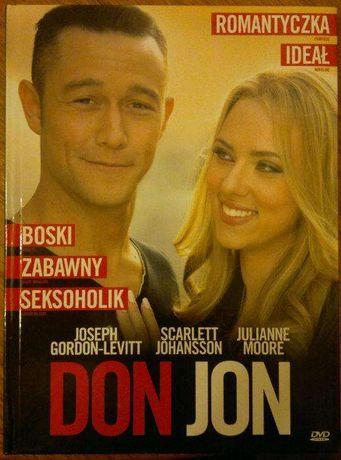 Don Jon dvd booklet