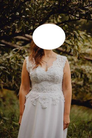Suknia ślubna rozmiar 40