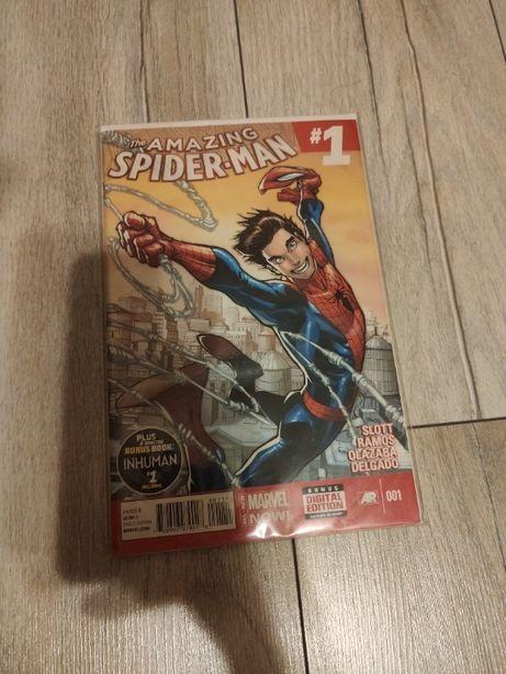 Tha Amazing-Spider-Man #1