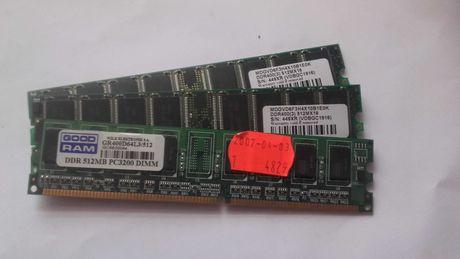 Pamięć DDR Pc3200 GR400mhz