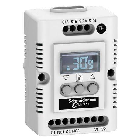 Электронный термостат NSYCCOTH230VID Climasys CC Schneider Electric