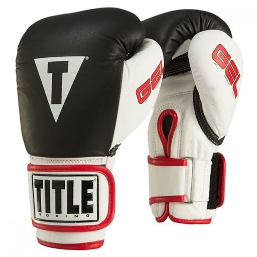 Перчатки для бокса TITLE GEL World Bag Софиевская Борщаговка - изображение 1