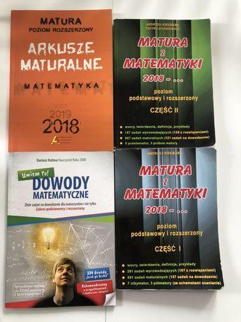 Repetytoria ksiązki z matematyki szkoła ponadgimnazjalna