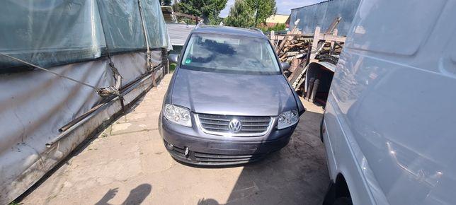 Volkswagen  turan 2.0 tsi