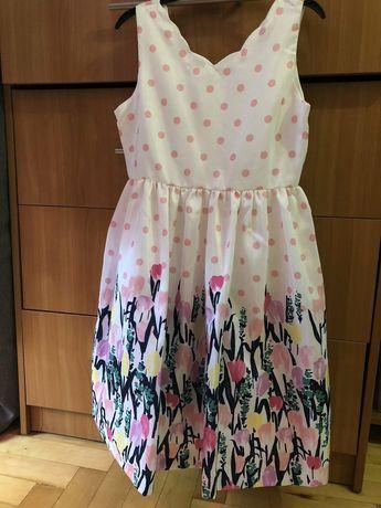 Нарядное платье Gymboree, на 10-12 лет