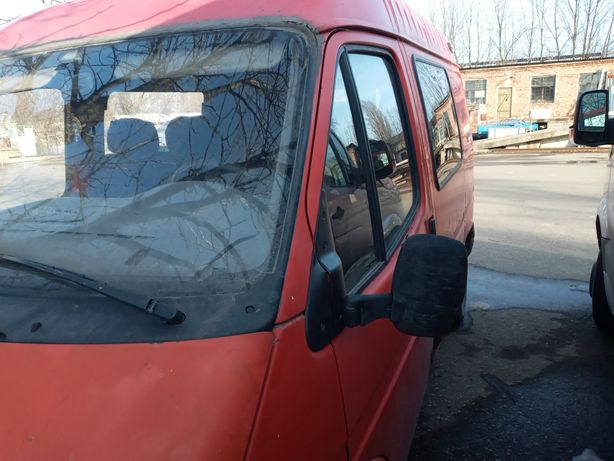 Форд транзит груз-пас 6+1